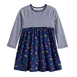 Toddler Girl Jumping Beans® Raglan Skater Dress