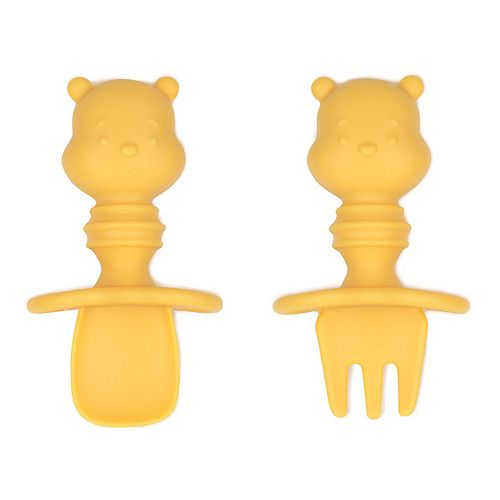 Disney's Winnie the Pooh Bumkins Silicone Chewtensils