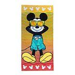 The Big One® Disney's Vacation Mickey Beach Towel