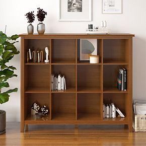 Simpli Home Artisan Contemporary 12 Cube Storage