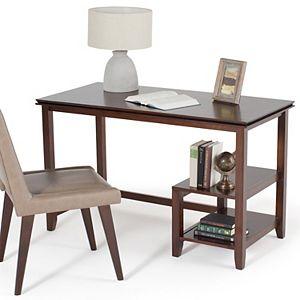 Simpli Home Artisan Contemporary Desk