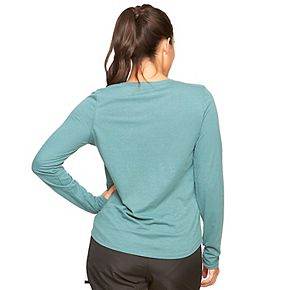 Women's Colosseum Emery Long Sleeve Tee