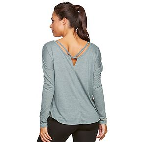 Women's Colosseum Evie Twist Back Tee