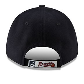 Adult New Era Atlanta Braves 9FORTY Adjustable Cap