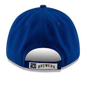 Adult New Era Milwaukee Brewers 9FORTY Adjustable Cap