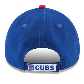 Adult New Era Chicago Cubs 9FORTY Adjustable Cap
