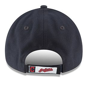 Adult New Era Cleveland Indians 9FORTY Adjustable Cap