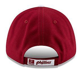 Adult New Era Philadelphia Phillies 9FORTY Adjustable Cap