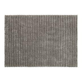 Chesapeake Microfiber Polyester Shag 5'x7' Lavish Area Rug