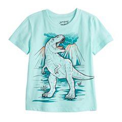 Fifth Sun Boys Little Boys Touch Down Graphic T-Shirt