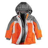 Boys 4-7 ZeroXposur Heavyweight Vestee Jacket