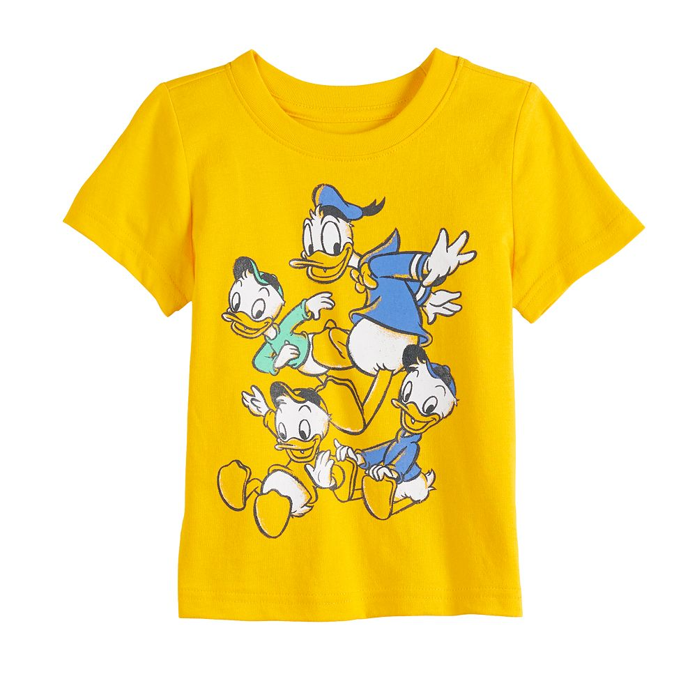 Disney's Donald Duck Baby Boy Graphic Short Sleeve Tee by Jumping Beans®