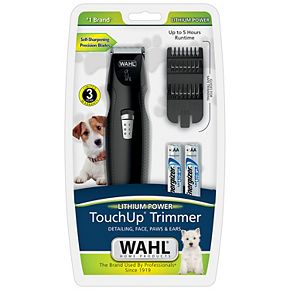 Wahl Lithium Power TouchUp Trimmer