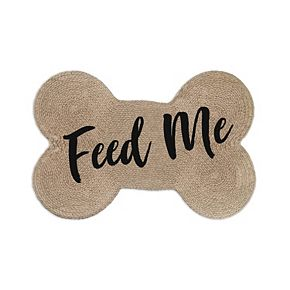 Park B. Smith P.B. Paws & Co. Feed Me Pet Mat