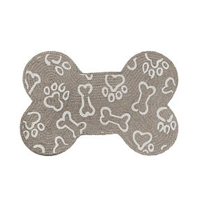 Park B. Smith P.B. Paws & Co. Bones Pet Mat