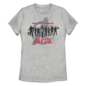 Juniors' Marvel Avengers Endgame Stand Strong Tee