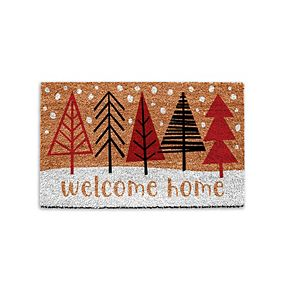 Park B. Smith Quality Living Holiday Welcome Home Coir Doormat