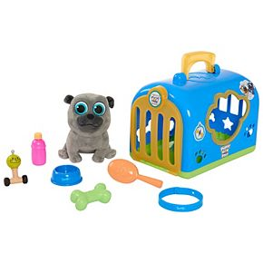 Disney Junior Puppy Dog Pals Groom and Go Pet Carrier by Just Play