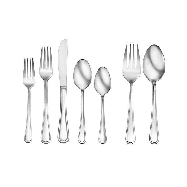 Living By Robinson Wilma 101 Piece Flatware Set