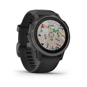 Garmin fenix 6S Sapphire Multisport GPS Watch