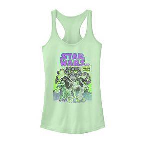 Juniors' Star Wars Comic Style Tank