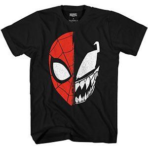 Boys 8-20 & Husky Marvel Venom Glow-in-the-Dark Graphic Tee