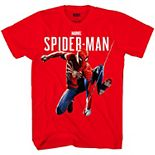 Boys 8-20 Marvel's Spider-Man Graphic Tee
