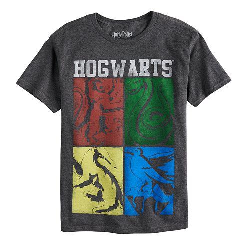Boys 8-20 Harry Potter Graphic Tee