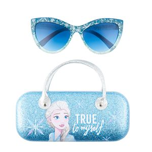 Disney's Frozen 2 Girls 4-16 Sisters Sunglasses with Case Set