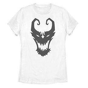Juniors' Marvel Anti-Venom Simple Tee