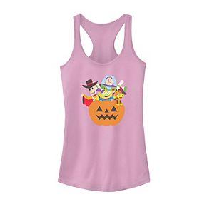 Juniors' ©Disney Pixar Toy Story Pumpkin Surprise Group Shot Tank