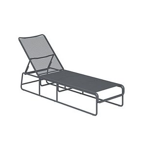 CosmoLiving CosmoLiving by Cosmopolitan, Nyla Collection, Outdoor Chaise Lounge