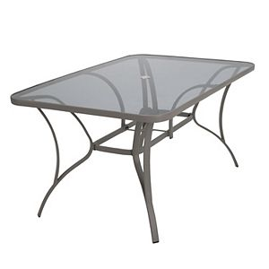 Cosco Outdoor Living Paloma Steel Patio Dining Table