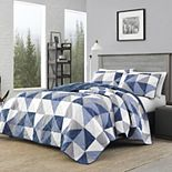 Eddie Bauer North Cove Cotton Quilt Set