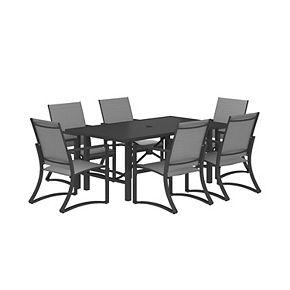 Cosco Outdoor Living Patio Dining 7-piece Set