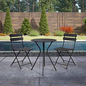 Cosco Outdoor Living Bistro 3-piece Patio Set