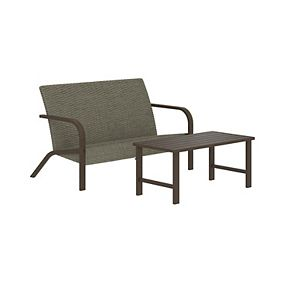 Cosco Outdoor Living SmartWick 2-piece Patio Furniture Set