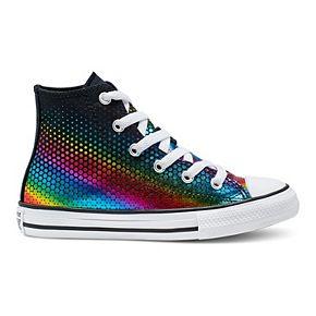 Girls' Converse Chuck Taylor All Star Kaleidoscope High Top Shoes