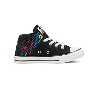 Girls' Converse Chuck Taylor All Star Madison Mid Kaleidoscope Sneakers