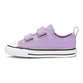 Toddler Girls' Converse Chuck Taylor All Star Iridescent Stripe Sneakers