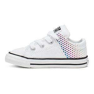 Toddler Girls' Converse Chuck Taylor All Star Madison Kaleidoscope Sneakers