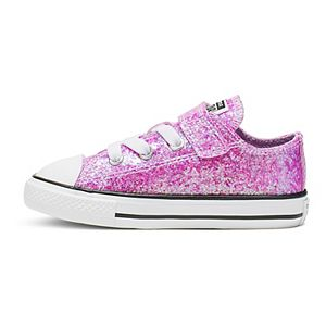 Toddler Girls' Converse Chuck Taylor All Star Coated Glitter Sneakers