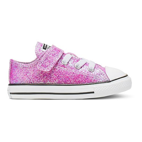 Toddler Girls' Converse Chuck Taylor All Star Coated Glitter