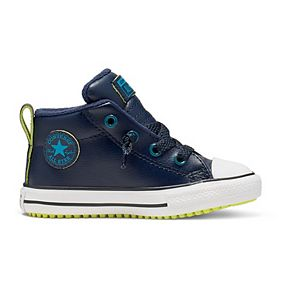 Toddler Boys' Converse Chuck Taylor All Star Street Warmth Sneaker Boots