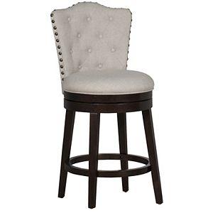 Hillsdale Furniture Edenwood Swivel Counter Stool
