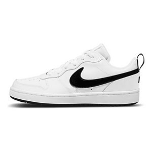 Nike Court Borough Low 2 Grade School Kids' Basketball Shoes