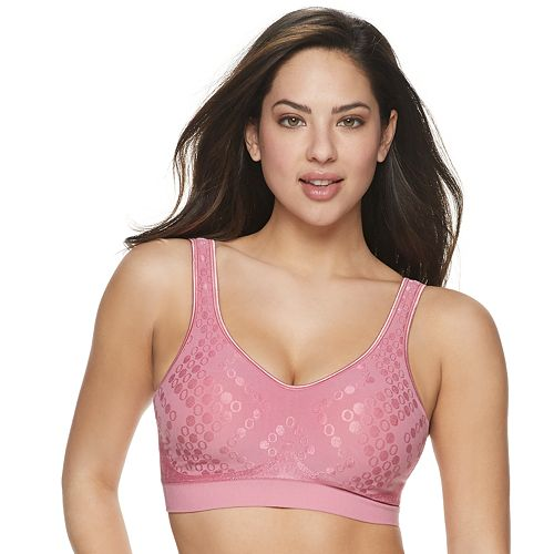 genuine website for discount large discount Bali Comfort Revolution Smart Sizes Shaping Wire-Free Bra 3488