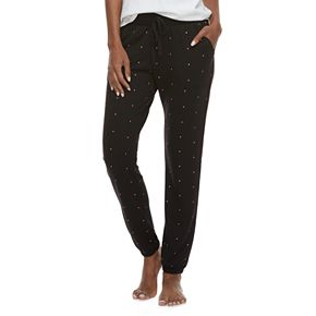 Women's SONOMA Goods for Life? French Terry Banded Bottom Sleep Pants