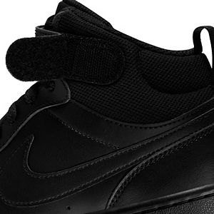 Nike Court Borough Mid 2 Grade School Kids' Basketball Shoes