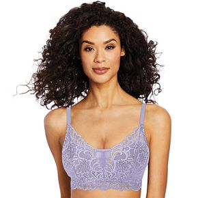 Bali Bras: Lace Desire Convertible Wire Free Bra DF6591